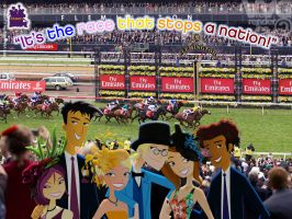 Melbourne Cup Day 2014 by daanton