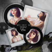 Pack png 208 // Melanie Martinez. by ExoticPngs
