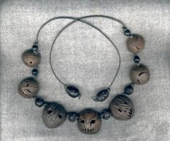 Nightmare Necklace Number 1 by DonSimpson