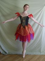 Autumn Tutu 13 by chamberstock