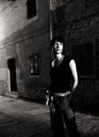 Old town portrait by Geminianum