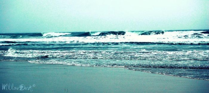 California Waves by GypsyWillow22