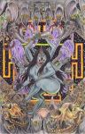 The Cosmic Dance of Kali Mam Vulpha by TheDaveL