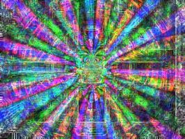 Psychedelic Circuitry by TheGerm84