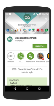 Paplr and Blacqerial Icon (Update) by twaintyfour