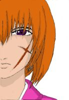 Kenshin colour by HeavenlyHimeOfficial