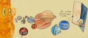 Pluto might be back by Hellofriend