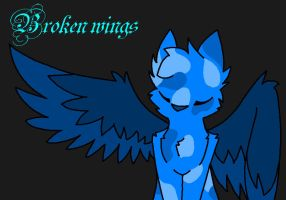 Broken wings- cover by Firecracker-cat