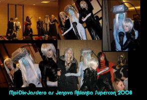 Jenova at Atlanta Supercon by Moi-Dix-Jasdero