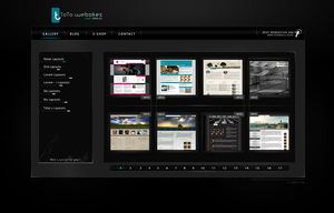 Web Gallery by ToTo4ever