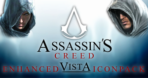 Assassin's Creed Vista Icons by SparticusX