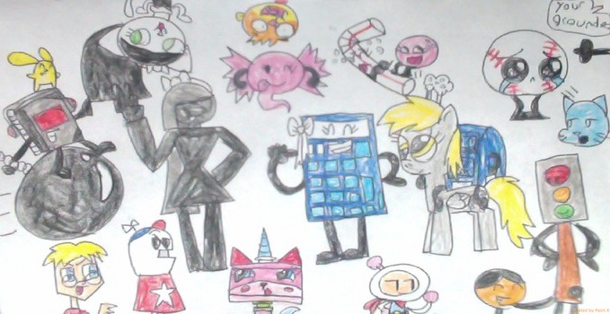 My Youtube Background by thedrksiren