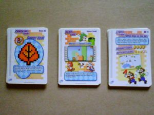 Super Mario Advance 4-e cards by *shnoogums5060