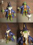 TMNT2012 Mazes and Mutants LARP Wizard Donnie by Baker009