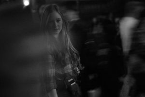 Through the crowd, I saw you 3 by keyla-likes-phototos