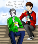 OTP Challenge 13: Eating Ice Cream by frecleface