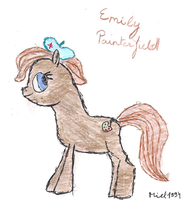 Emily Painterfield by Miel1994