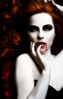 Blood And Roses II by SamBriggs