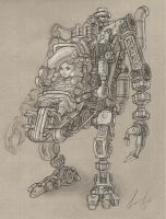 Boiler Plate Concept by sloppey