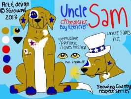 Uncle Sam! For sale [USD] by wolfhailstorm