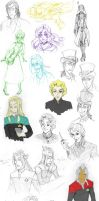 Sketch Dump - Madhouse by Oriana132