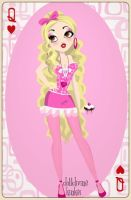 Mary-Sue Playing Cards: Ivy Bieber by Si1verwing