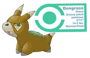 Dongrass by pkmemo