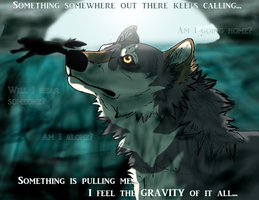 Something Is Pulling Me by BlackTailwolf