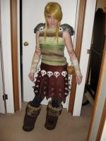 Astrid - WIP Costume - 1 by msventress