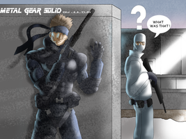MGS1 by DarkSamurai-7