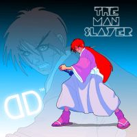 Kenshin Himura | B A T T O U S A I |The Man Slayer by David-Dennis