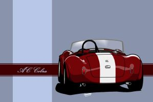 AC Cobra Toon by Knowleso