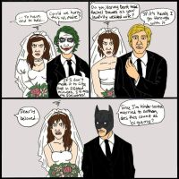 Gotham Marriages by BLOOD-and-LUST-87