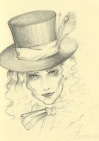 Mad Hatter's smile gif by eternal-sansara