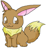 Eevee by vivianchhay
