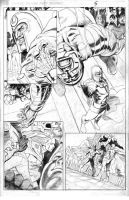 X-Men Pencil Samples Pg.5 by ExecutiveOrder9066