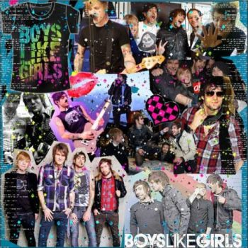 Boys Like Girls Icon: Polyvore by LuxrayAndAllTimeLow