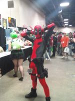 AnimeNext 2011 Deadpool by murkrowzy