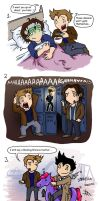 SPN Request Spam pt1 by blackbirdrose