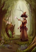 The Practice of Magic by Rucalok