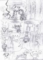 Mixed Worlds Page 1 by FallenLoveAngel