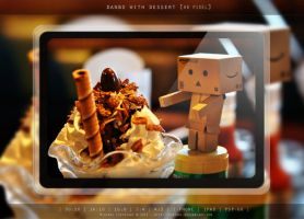 DANBO WITH DESSERT by MIATARI