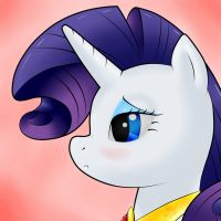 Rarity by Rayhiros