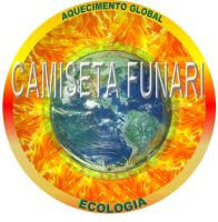 aquecimento global ecologia by camiseta-funari