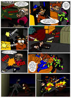 The Homeheroes 1-28 by RBM-Ink
