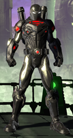 Warmachine (DC Universe Online) by Macgyver75