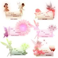 Tinkerbell love card Preview by BABI40