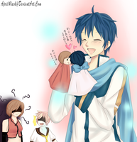 oh KAITO by april4luck