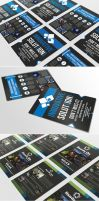 Modern Flyers Bundle Pack by andre2886