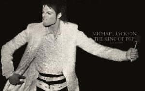 Michael Jackson The King Of Po by Z-89